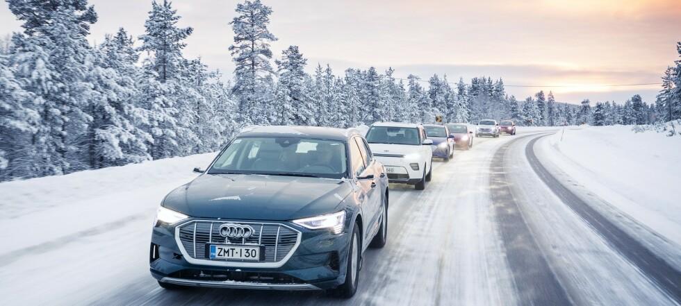Kuldevarsel: Bilene med best varmeapparat