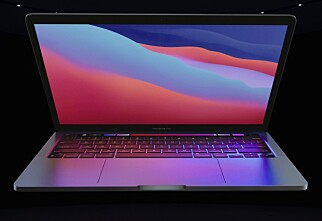 Apple lanserer nye Mac-er