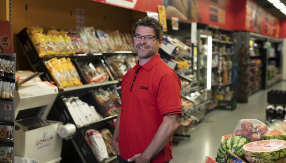 Harald Kristiansen er kommunikasjonssjef i Coop. Foto: Coop