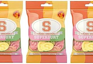 Candy People trekker tilbake godteri
