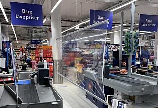 Innfører nye butikk-tiltak