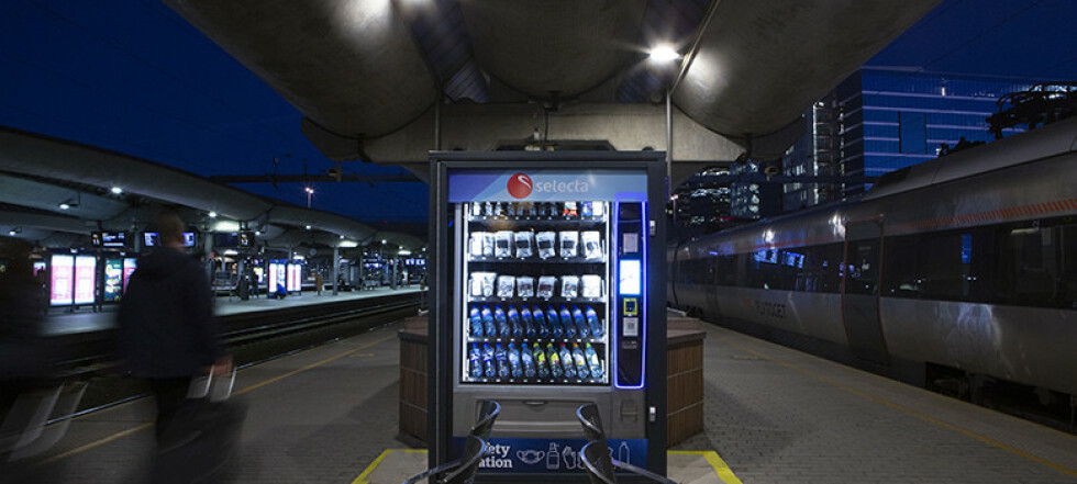 Brusautomater erstattes av «corona-automater»