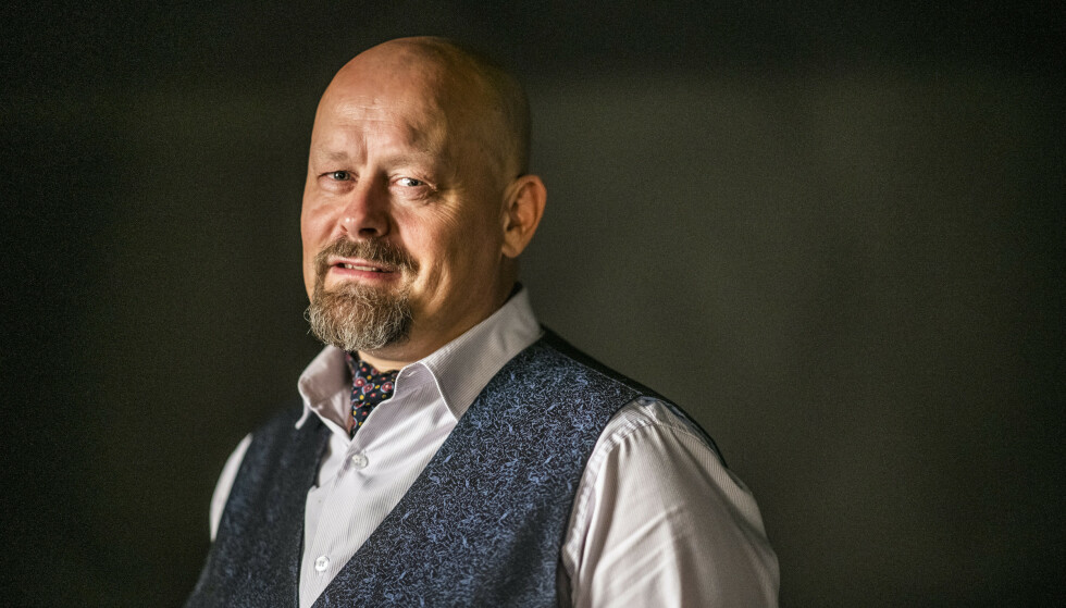 Sikkerhetsekspert Kai Roer i KnowBe4 advarer om økt nettsvindel de siste ukene før jul. Foto: KnowBe4