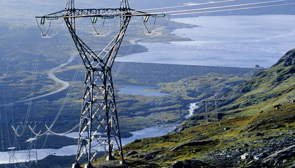 EKSTREMT LAVE STRØMPRISER: Vi må tilbake til år 2000 for å finne like lave strømpriser som nå. Foto: Oddmund Lunde