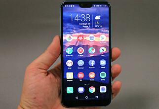 Huawei selger telefonserien Honor