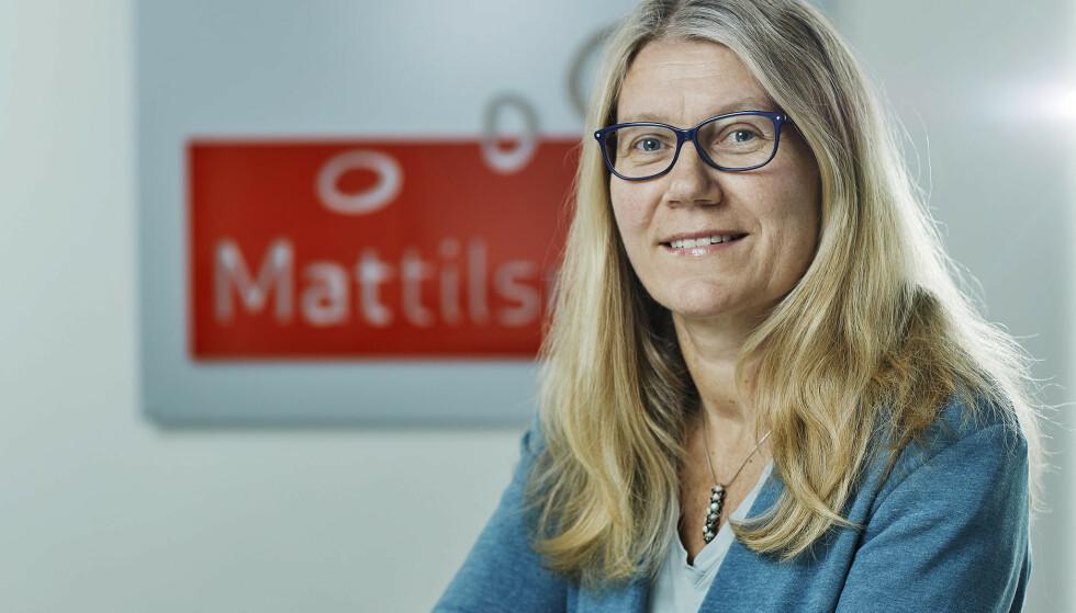 Seksjonssjef Marie Louise Wiborg i Mattilsynet (Foto: Mattilsynet)