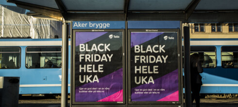 Betal black week-kreditten i tide