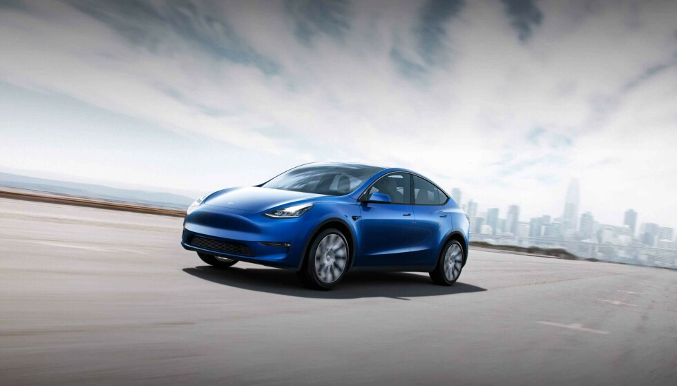 PÅ BUNN: Tesla ender i bunn i den årlige pålitelighetsundersøkelsen til Consumer Reports. Foto: Tesla