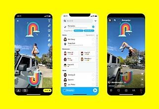 Nå kan du tjene penger på Snapchat