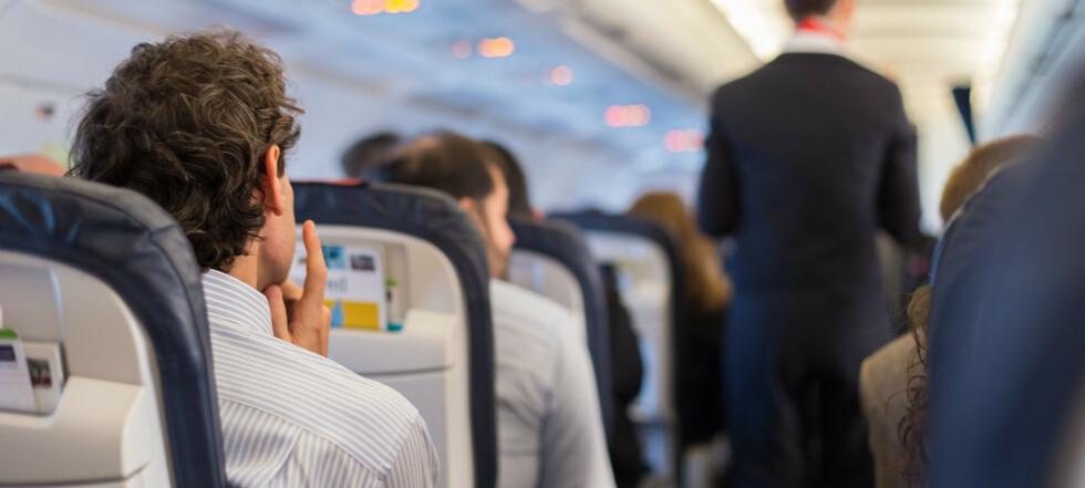 Slik er smitterisikoen på fly