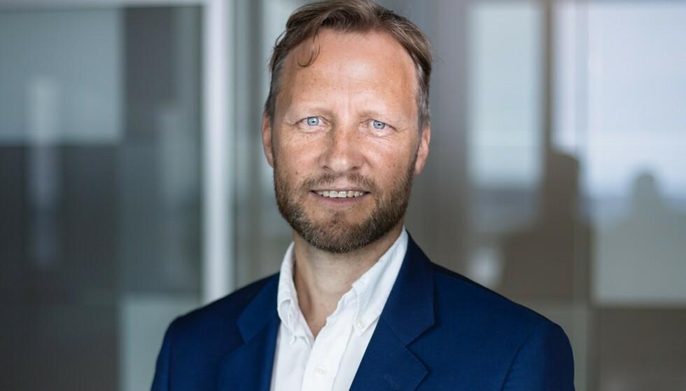 Kenneth Tjønndal Pettersen er pressesjef i Posten Norge.