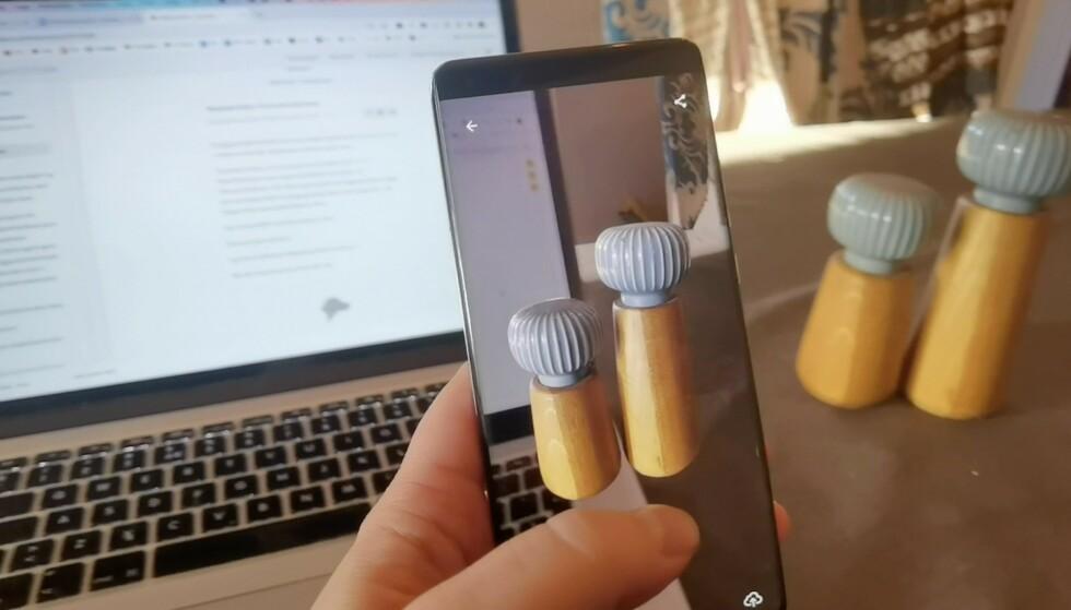 WOW: Clipdrop er en veldig stilig app - se hvordan den virker i videoen under. Foto: Pål Joakim Pollen