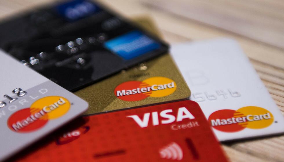 KREDITT: Flere enn noen gang tidligere søker om å handle på kreditt, ifølge statistikk fra Expedian. Foto: Jon Olav Nesvold/NTB.