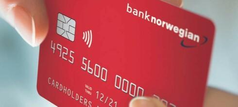 Bank Norwegian «sponser» dagligvarer for noen kunder