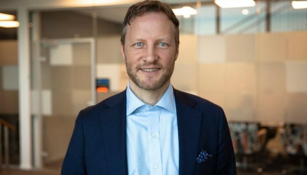 Pressesjef i Posten Norge, Kenneth Pettersen, sier at folk er flinke til å hente pakkene sine. Foto: Posten