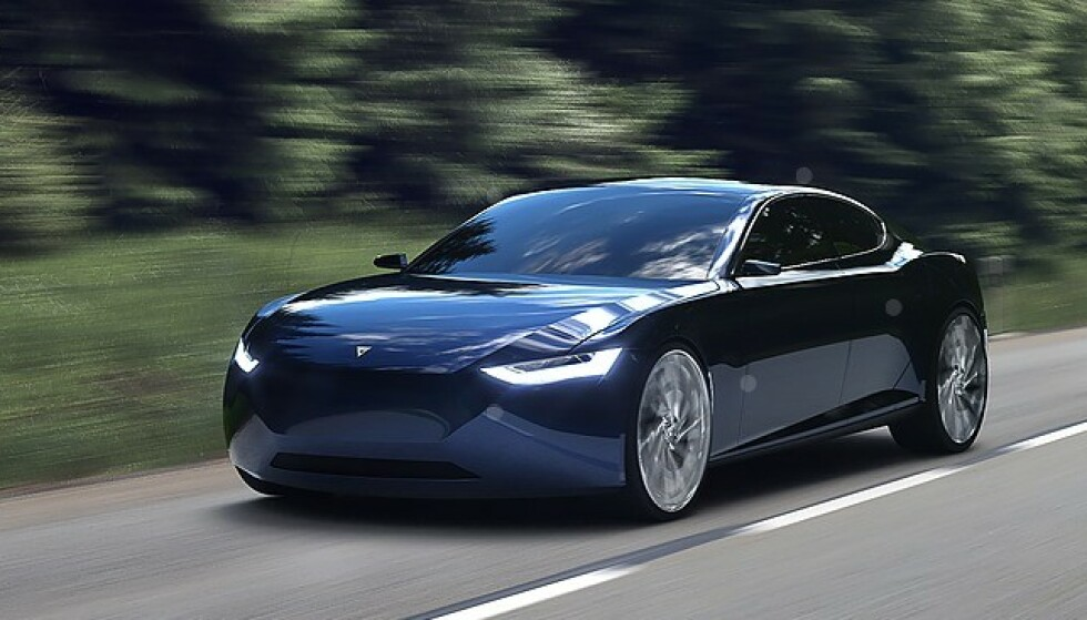 GAV OPP: Norske Fresco Motors skulle slå Tesla på alt. Foto: Fresco Motors