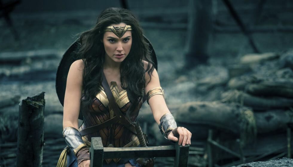 HBO MAX: «Wonder Woman 1984» er en av filmene som blir tilgjengelig gjennom HBO Max. Foto: Clay Enos/Warner Bros. Entertainment/AP