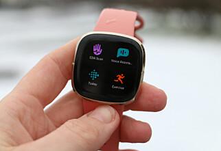 Fitbits smarteste klokke til nå