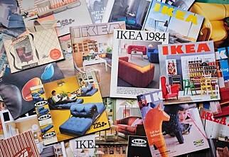 Ikea-katalogen forsvinner