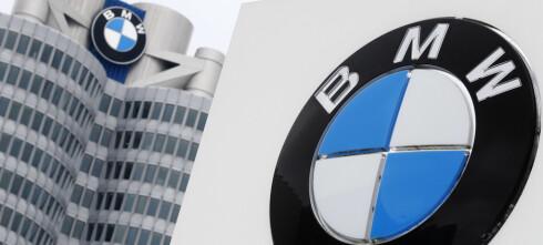 BMW satser elektrisk