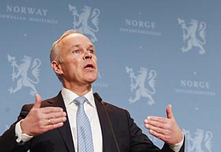 Finansdepartementet avviser forslag om innstramming i boliglånsforskriften