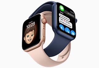 Lanserer familieoppsett på Apple Watch i Norge