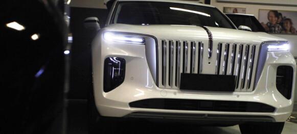 Nå kommer luksus-elbilen