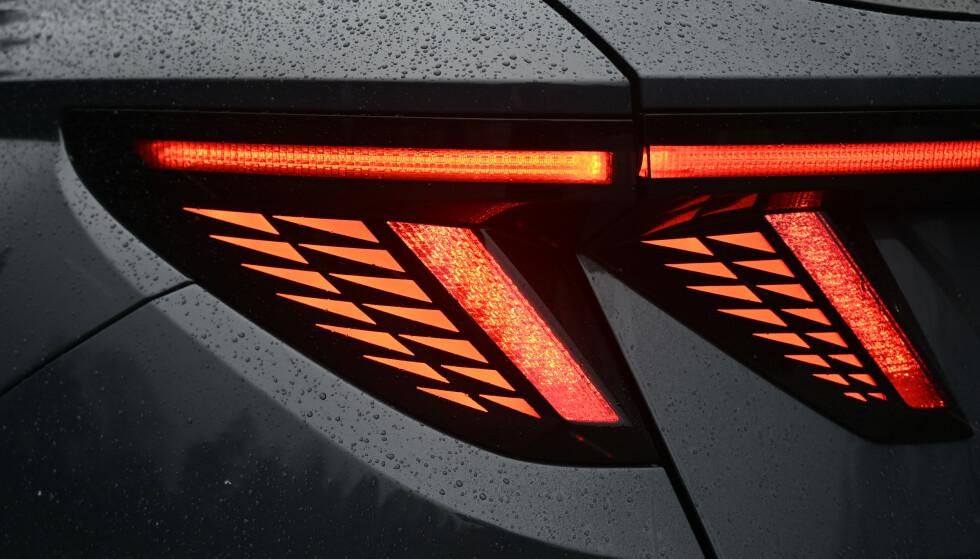 PYNT: LED gir utrolige muligheter for lysdesign. Foto: Rune M. Nesheimn