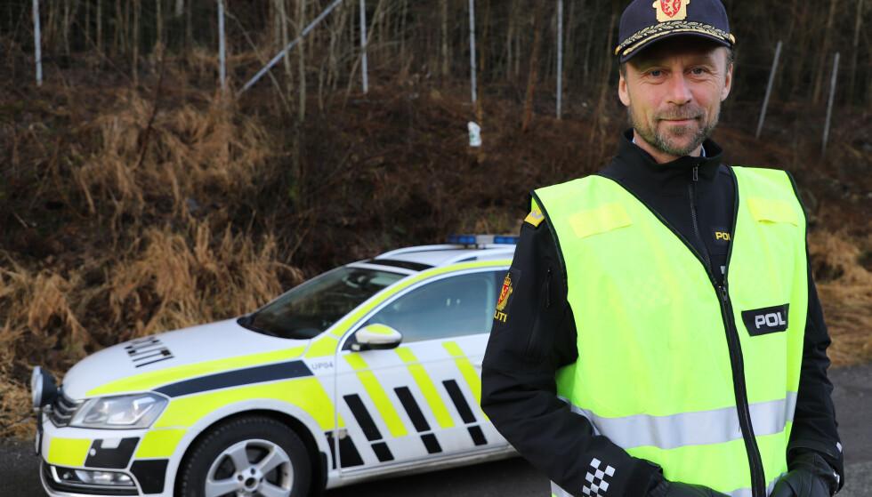 BEKYMRET: UP-sjef Jørgen Hasseldal mener flere har tatt seg til rette på veiene det siste året. Foto: Dagbladet