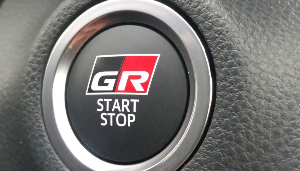 GRRRR: Start Moroa. Foto: Rune M. Nesheim
