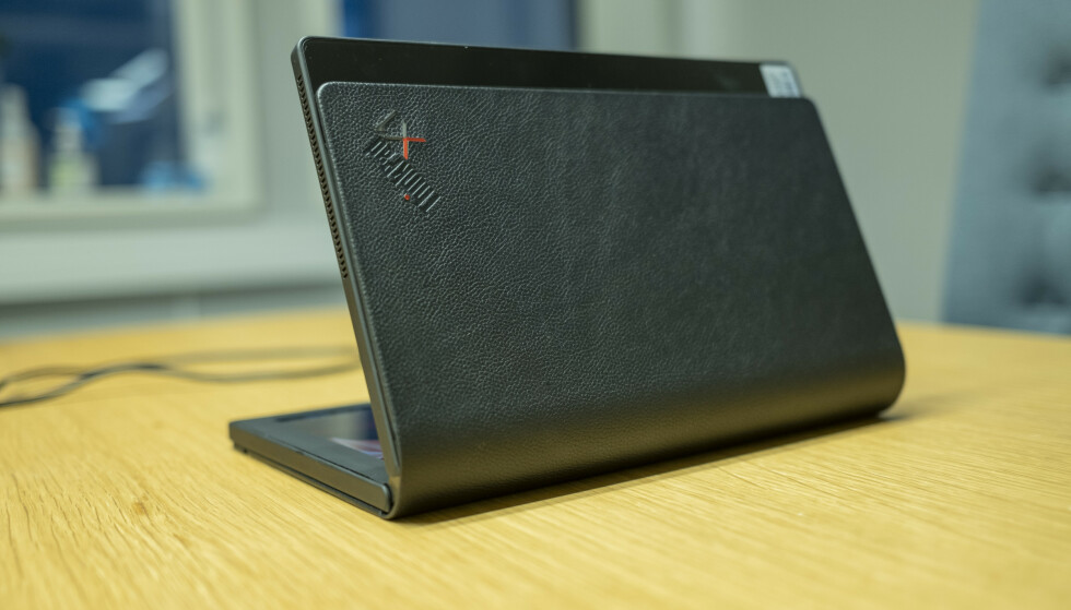 ThinkPad-stempelet er som regel et symbol for kvalitet. Foto: Martin Kynningsrud Størbu