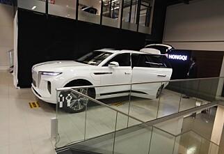 «Rolls-Royce-elbilen» nærmer seg Norge