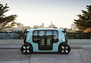 Her er den endelig: Robottaxien