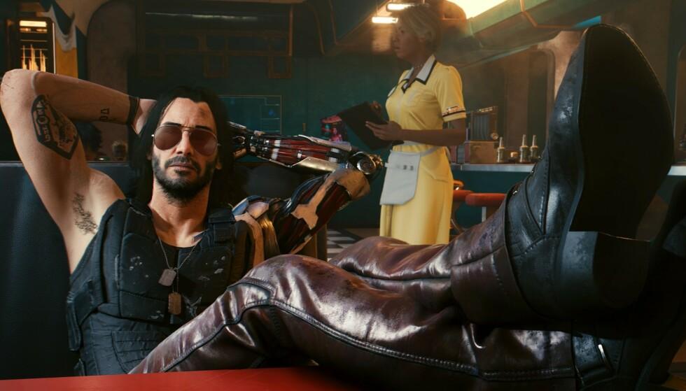 FULL RETUR: Misfornøyde PlayStation-spillere kan få refundert pengene, dersom de har kjøpt spillet digitalt. Foto: CD Projekt Red