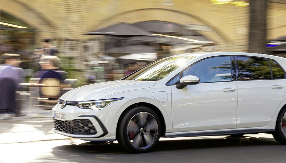 ALVORLIG FEIL: Det er en intern kontroll hos Volkswagen som har avslørt den alvorlige feilen. Så langt VW kjenner til, har den ikke medført at det har skjedd alvorlige ulykker så langt. Foto: VW