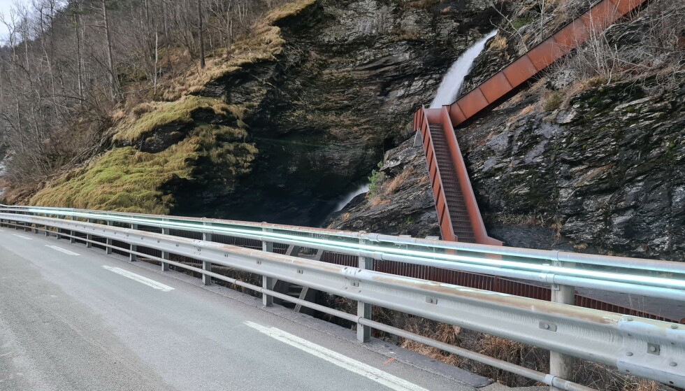 LEDELYS: Lysene vil ikke tas ordentlig i bruk før over nyttår. Foto: Rogaland fylkeskommune