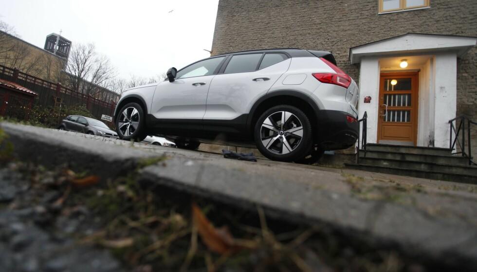 Volvo er ekstremt populært i Norge - og mange venter på nyheter om neste helelektriske bil fra Sverige. Volvo XC40 Recharge Pure Electric ble nylig deres første elbil i Norge. Foto: Øystein B. Fossum