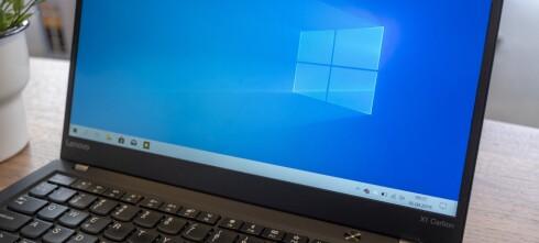Slik oppgraderer du gratis fra Windows 7