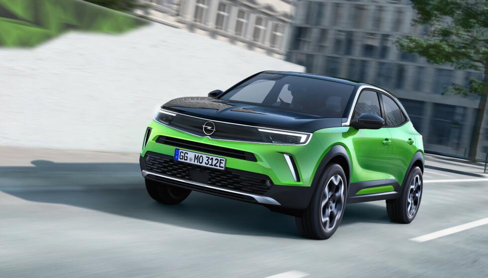 Opel Mokka. Foto: Opel