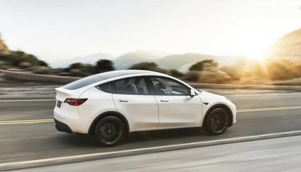 Tesla Model Y. Foto: Tesla