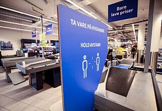 Nye corona-tiltak i butikkene