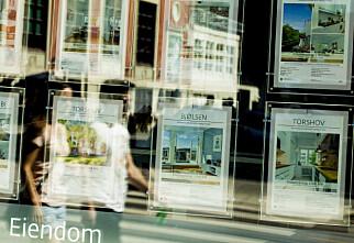 Utvalg vurderer forbud mot kupping på boligmarkedet