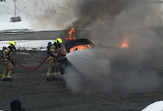 Brannfare i flere elbiler og hybrider