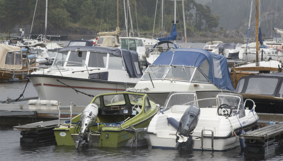 NYTT GEBYR: Fra 1. januar må båteiere betale 200 kroner for å ha båten registrert i båtregisteret NOR. Foto: NTB scanpix