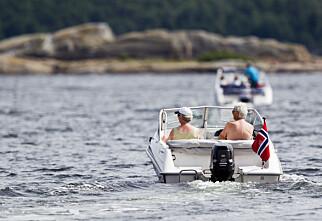 Nytt årsgebyr for fritidsbåter