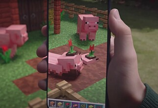 Minecraft Earth legges ned