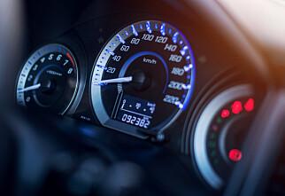 Mest kilometersvindel i disse bilene