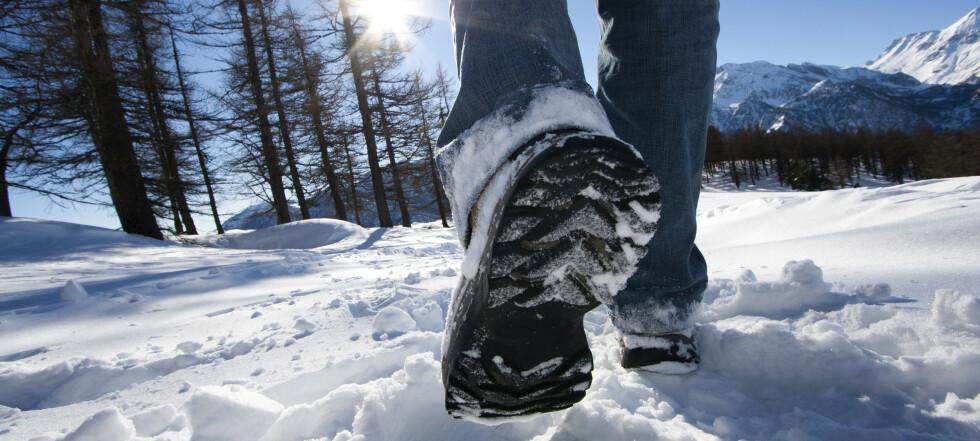 NÅ: Vil sklimerke vintersko