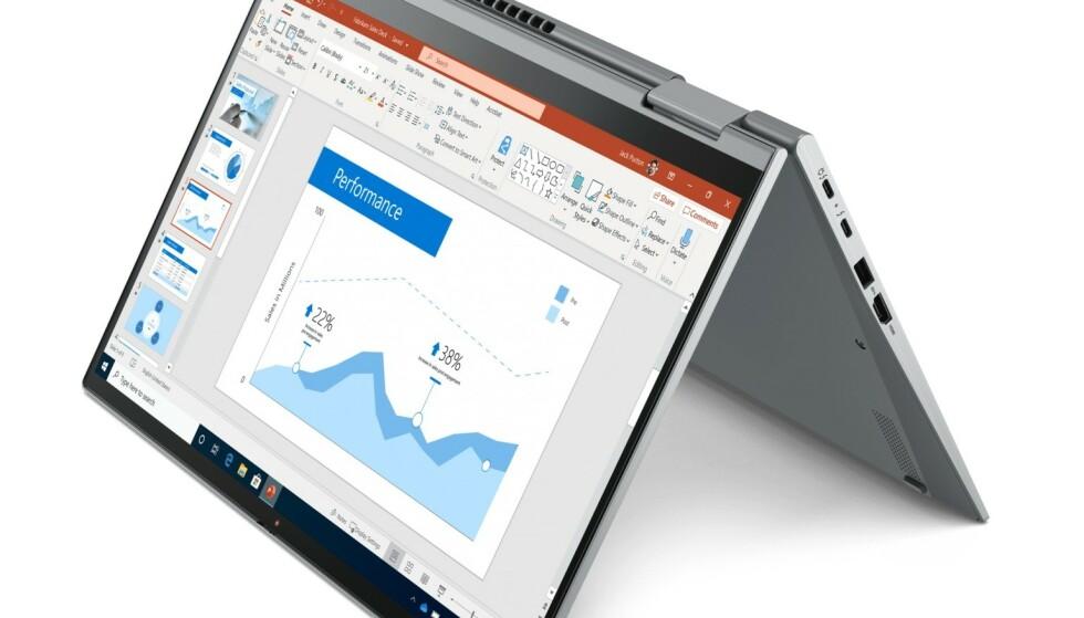 Nye ThinkPad X1 Yoga. Foto: Lenovo