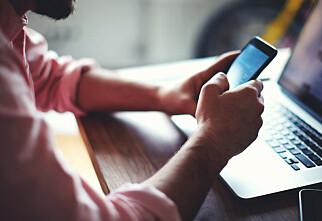 Hackere kan få full kontroll over mobilen din